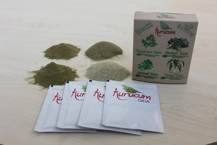 Green vegetable powders-tozu1