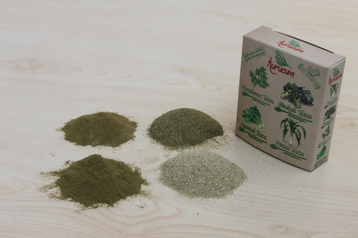 Green vegetable powders-tozu2