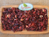 dried hibiskus