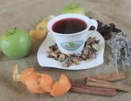 dried Fruit Tea